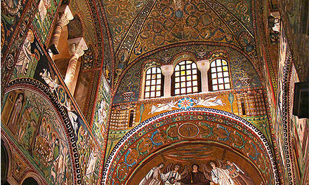 St-Vital à Ravenne